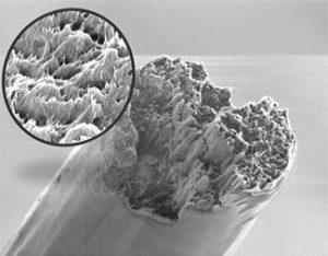 Nanofibras de celulose