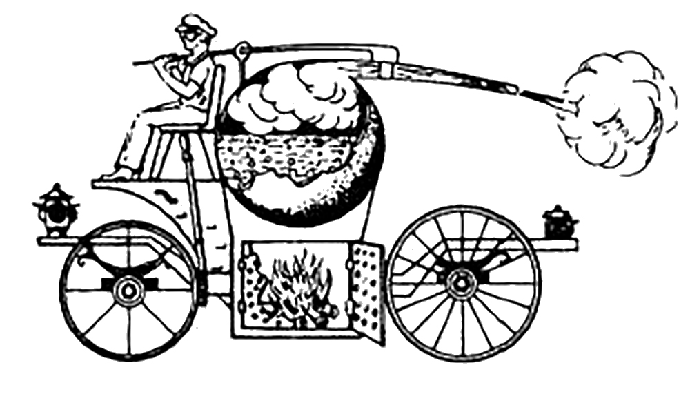 Aeolipile: uma das primeiras turbinas de reação a vapor